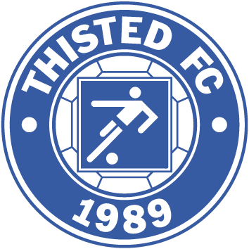 Thisted FC's logo